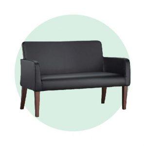 Warteraum Möbel